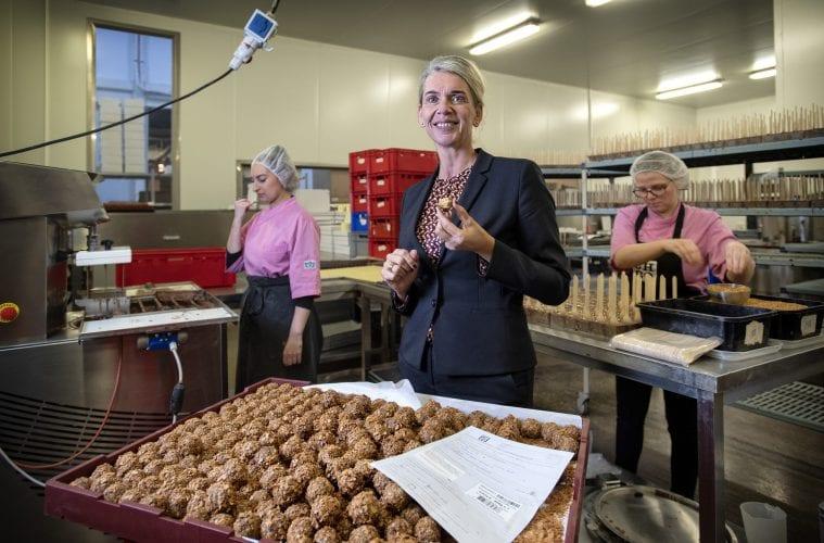 Finalist Ondernemer van het Jaar: Mirjam Schroeder van Chocolate Company