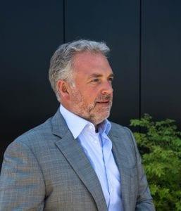 Marton Offers (45) directeur van schoenfabriek EMMA - Dentgenbach